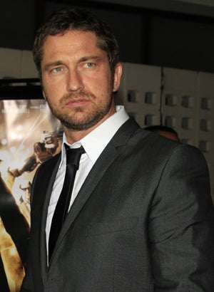 Gerard Butler Punches Pap, Earns Anna Wintour's Love