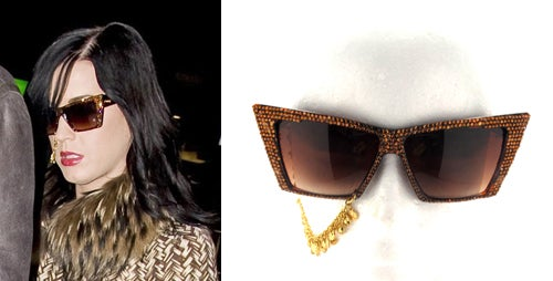 Breaking Katy Perry Nose Ring Update: Lies!