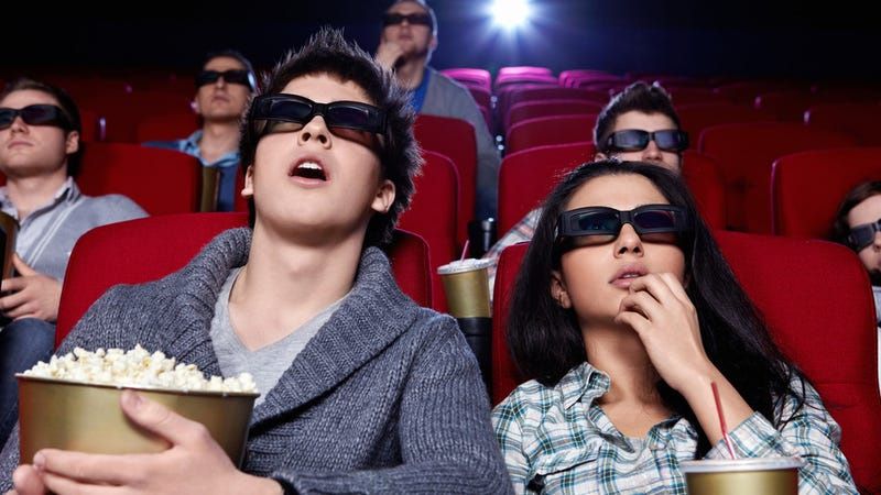 Would You Pay $8 More for a 4D Movie?
