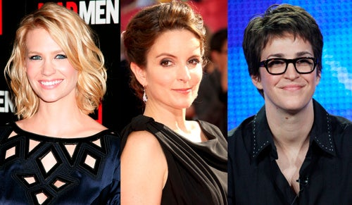 Variety: Maddow, Mad Men Influencing Entertainment