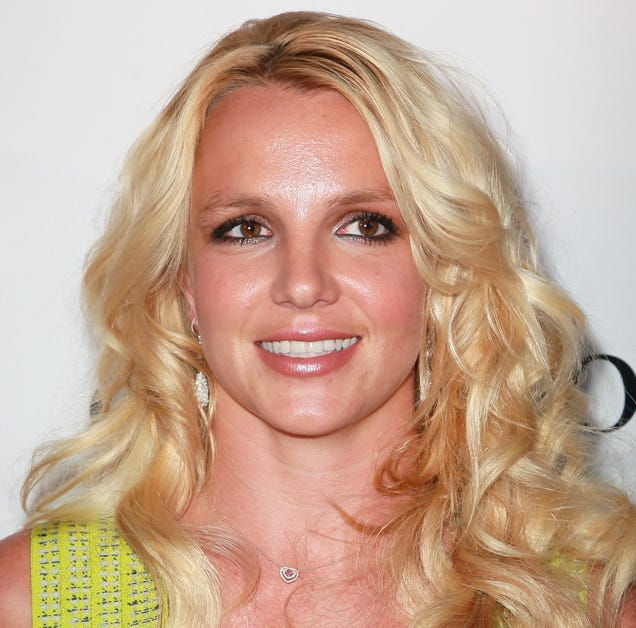 Britney Spears Smiles: An Appreciation