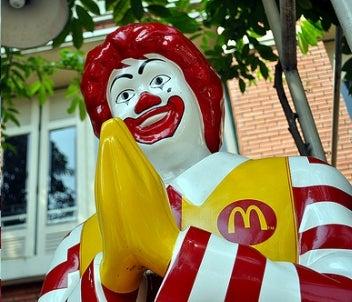 McDonald's Corners World Market on Liquids