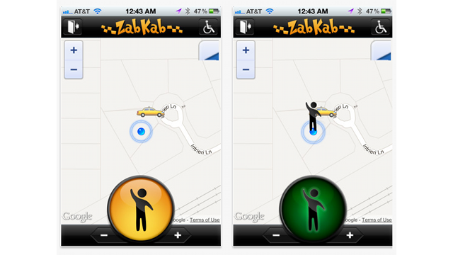 Find That Elusive Empty Taxi With This Handy GPS App