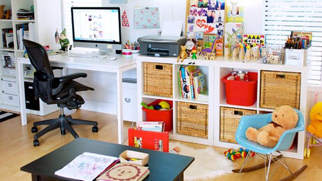 The Playroom Workspace