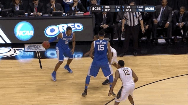 Wichita State Finally Loses; Kentucky Advances To Sweet 16