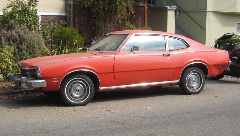 1973 Mercury Comet
