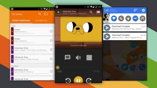 Videostream for Android Streams Mov
