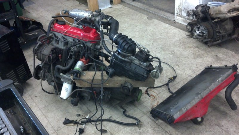 Golf/cabrio Mk1 wiring harness.