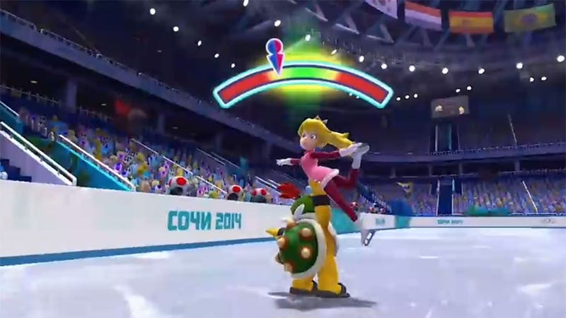 Mario & Sonic At The Olympics Coming To Wii U