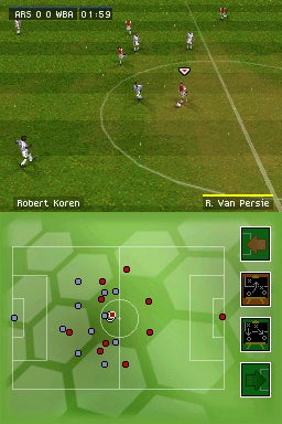 Gallery: FIFA 09 DS Screens