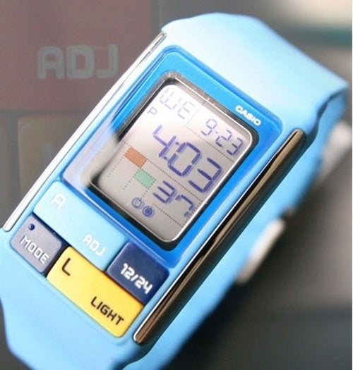 Very Cubic Casio Puzzle Watch
