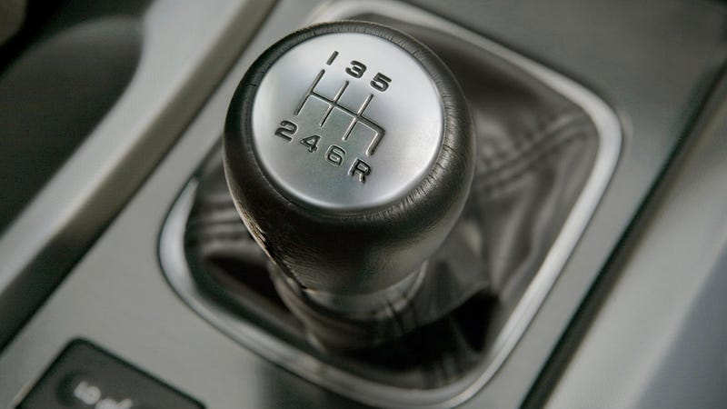 Attention Automakers: I'll Pay More For a Manual