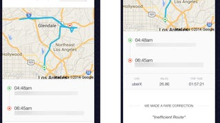 "Uber Calls Woman's 20-Mile Nightmare Abduction an ""Inefficient Route"""