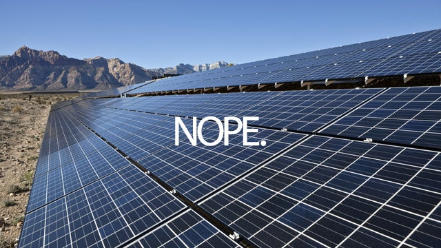 Why America Doesn't Have A Respectable Solar Industry