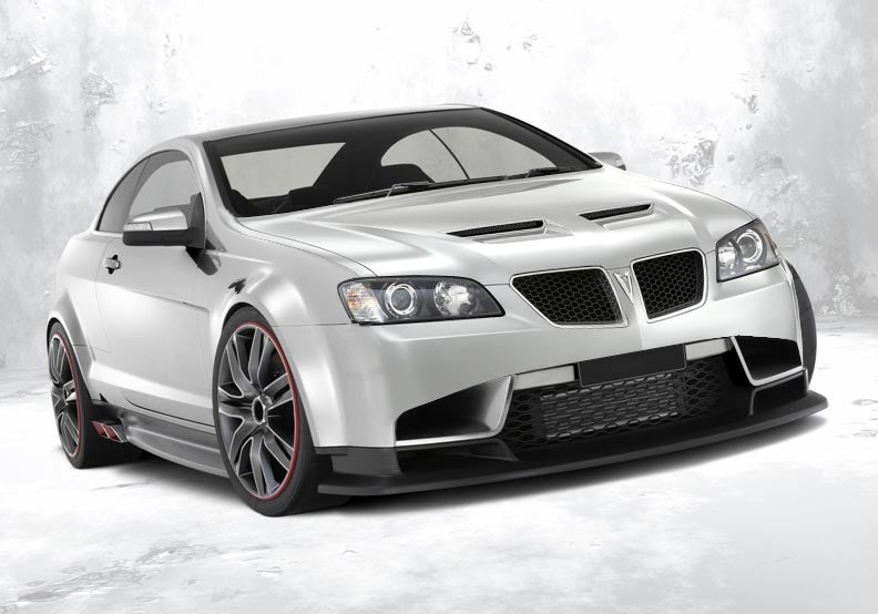 Forum Fan-Boy Builds Excitement With Pontiac GTO Photoshop Of Holden Coupe 60