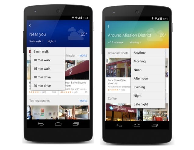 The Google Maps App Now Gives Details Based on Weather and Time of Day