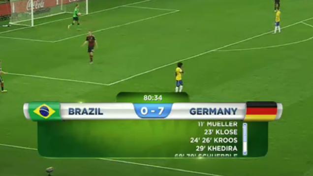 Annyira nyertek a németek, hogy szkrollozva fért csak ki