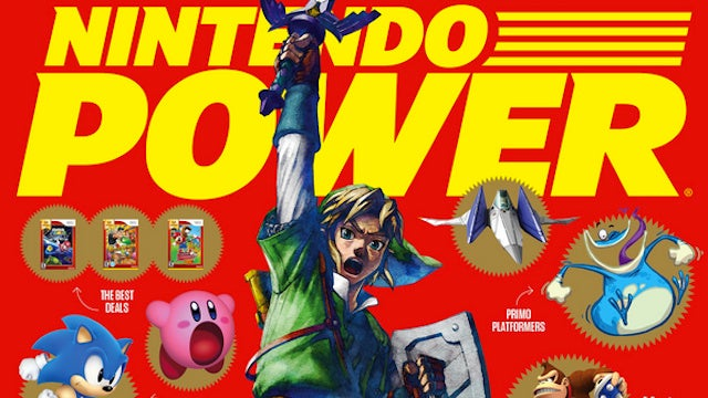 Nintendo Confirms the End of the Nintendo Power Era