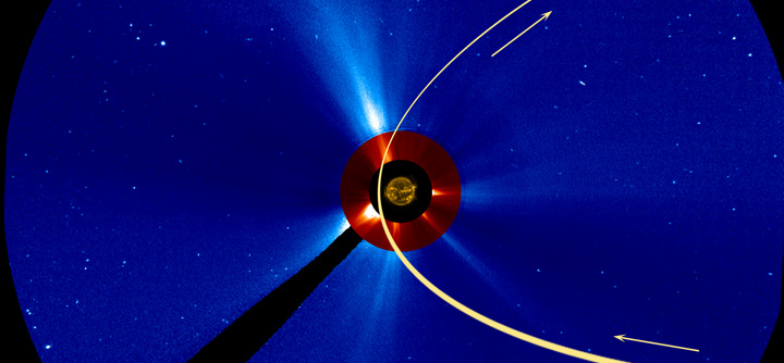 Our last views of Comet ISON will be the most beautiful