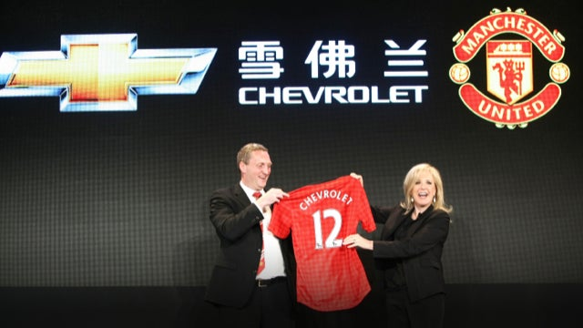 Did $600 Million Man U Soccer Jerseys Get A GM Executive Fired?