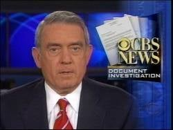 Dan Rather's Lawsuit Drying Up Faster Than A Crick In A West Texas Drought