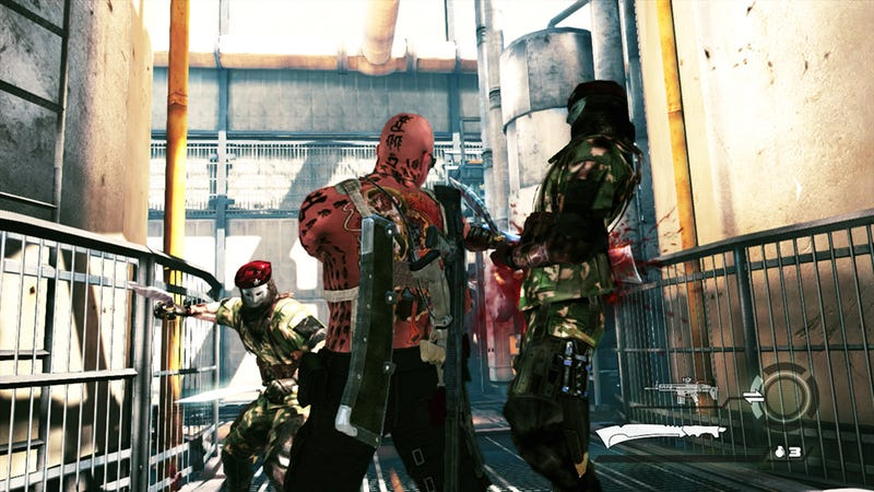 What Devil's Third is About and Why it's a Wii U Exclusive