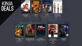Humble's New Weekly Bundle Includes 9 Adventure Games