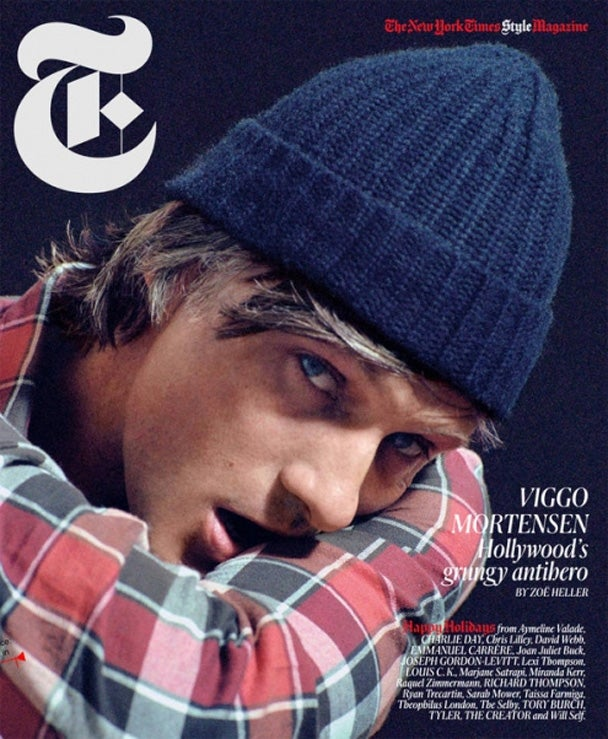 What the Hell is Going On with This NYT Viggo Mortensen Cover?