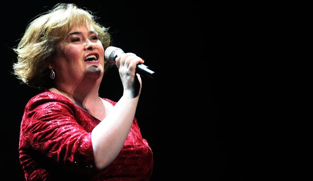 Susan Boyle Temporarily Regains Relevance by Inviting Her Twitter Followers to an 'Anal Bum Party'