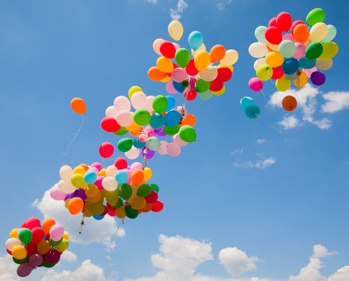 Party Balloons Should Cost $100 Because We're 'Running Out' of Helium