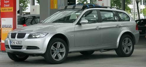 BMW X3 Powetrain Mule Probably Cooler Than BMW X3