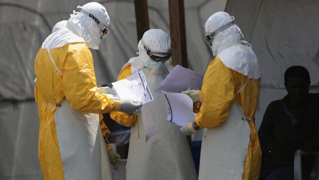 Do Not Try to Fight Ebola With a Dance Party