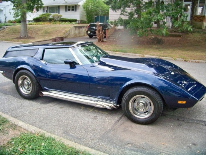 1973 Corvette Wagon Gallery