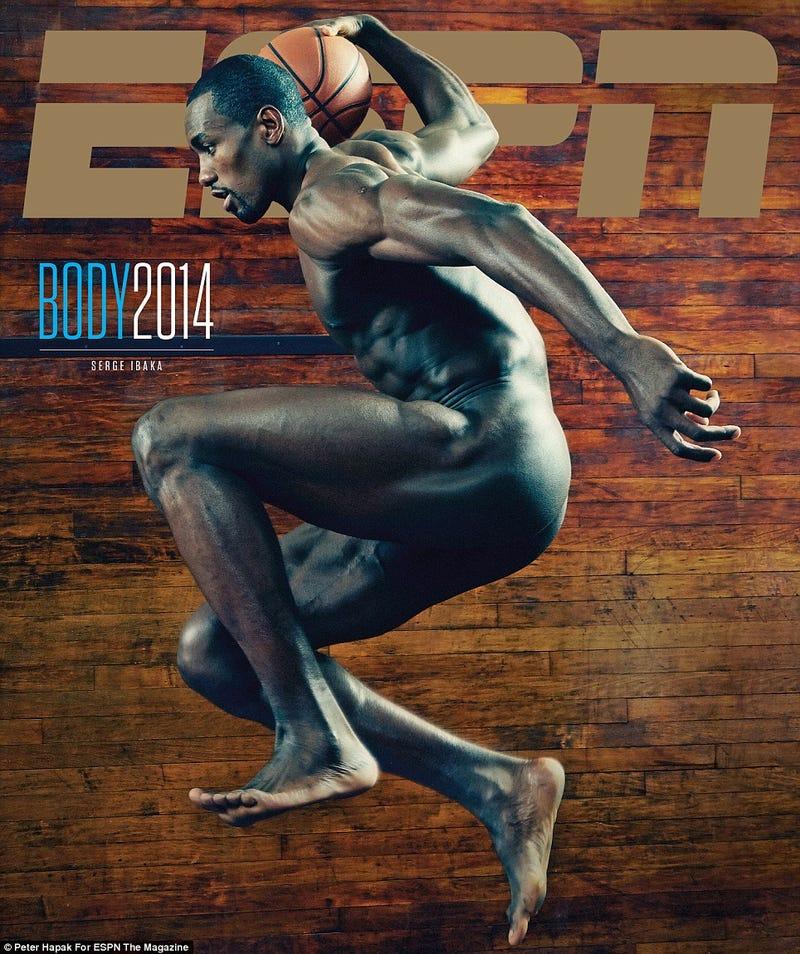 WERK YO (ESPN) BODY (ISSUE)