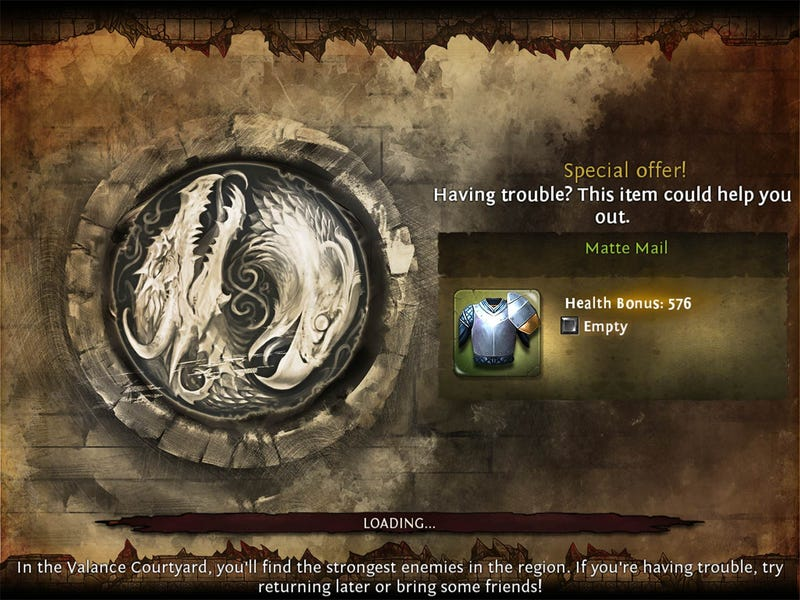 Dungeon Hunter 4 Takes In-App Purchases to a Diabolical New Low