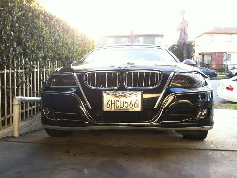 Pep Boys BMW