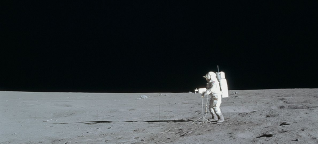 Apollo Astronaut Says UFOs Came to Prevent Nuclear War