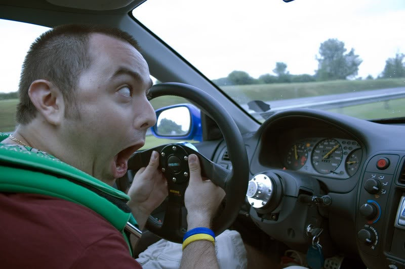 Don't Let Driving Without A Steering Wheel Be The Next Stupid Trend