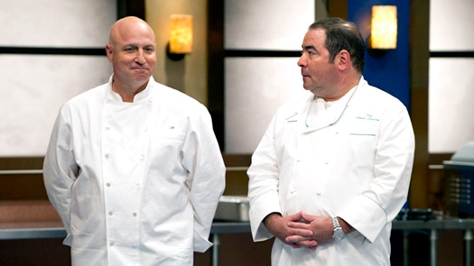 Live Blogging Top Chef, Week 2