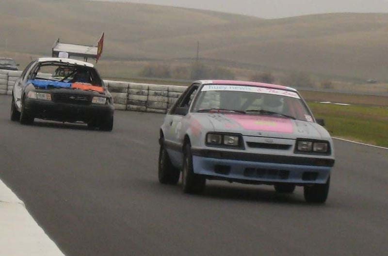 24 Hours Of LeMons Arse Freeze-A-Palooza Über Gallery: Furious Fords