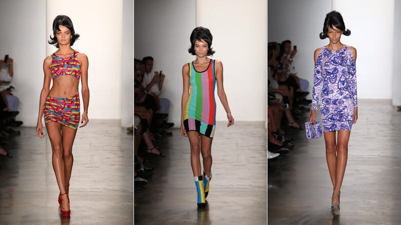Jeremy Scott Will Dress You Up for Pee-wee's Playhouse