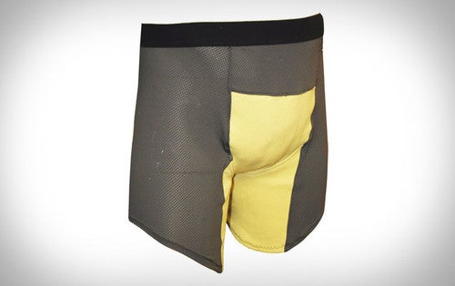 Blast Boxers Make Crotch Explosions Less Risky
