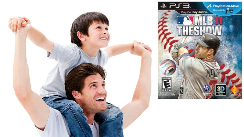 Your Last-Minute Father's Day Video Game Guide