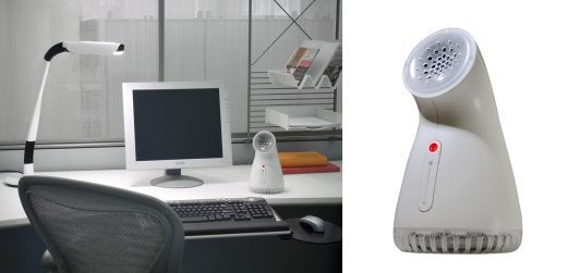 Herman Miller C2 Climate Control for the Cubicle
