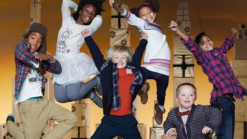 4-Year-Old Boy with Down Syndrome Stars in British Christmas Campaign