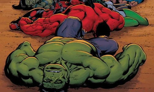 Before They Fall, Meet The Hulks