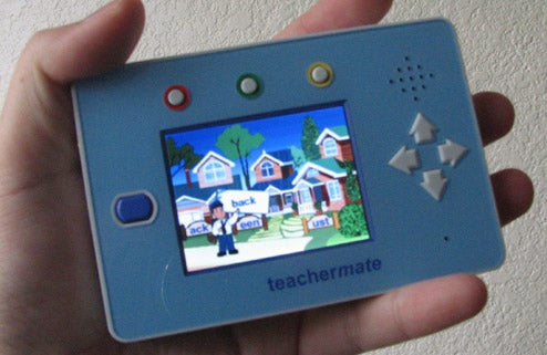Teachermate Handheld Educational Computer Costs $50, Launches in Chicago