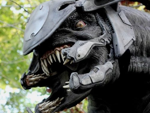 The Best Fan-made Halo Elite Costume You'll Ever See