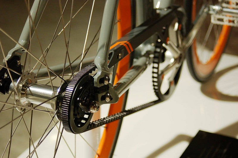 Say Goodbye to Bike Chains; Say Hello to Belt Drives