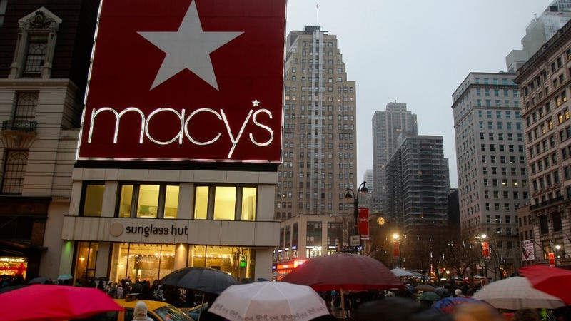 Macy's Convinces Rick Perry That Women Don't Need Equal Pay